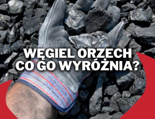 Węgiel typu orzech – co to w ogóle jest i co go charakteryzuje?