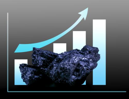 Dalszy wzrost cen węgla.