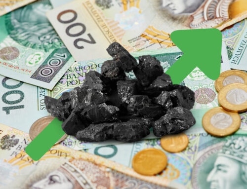 Drastyczny skok cen węgla – kryzys energetyczny